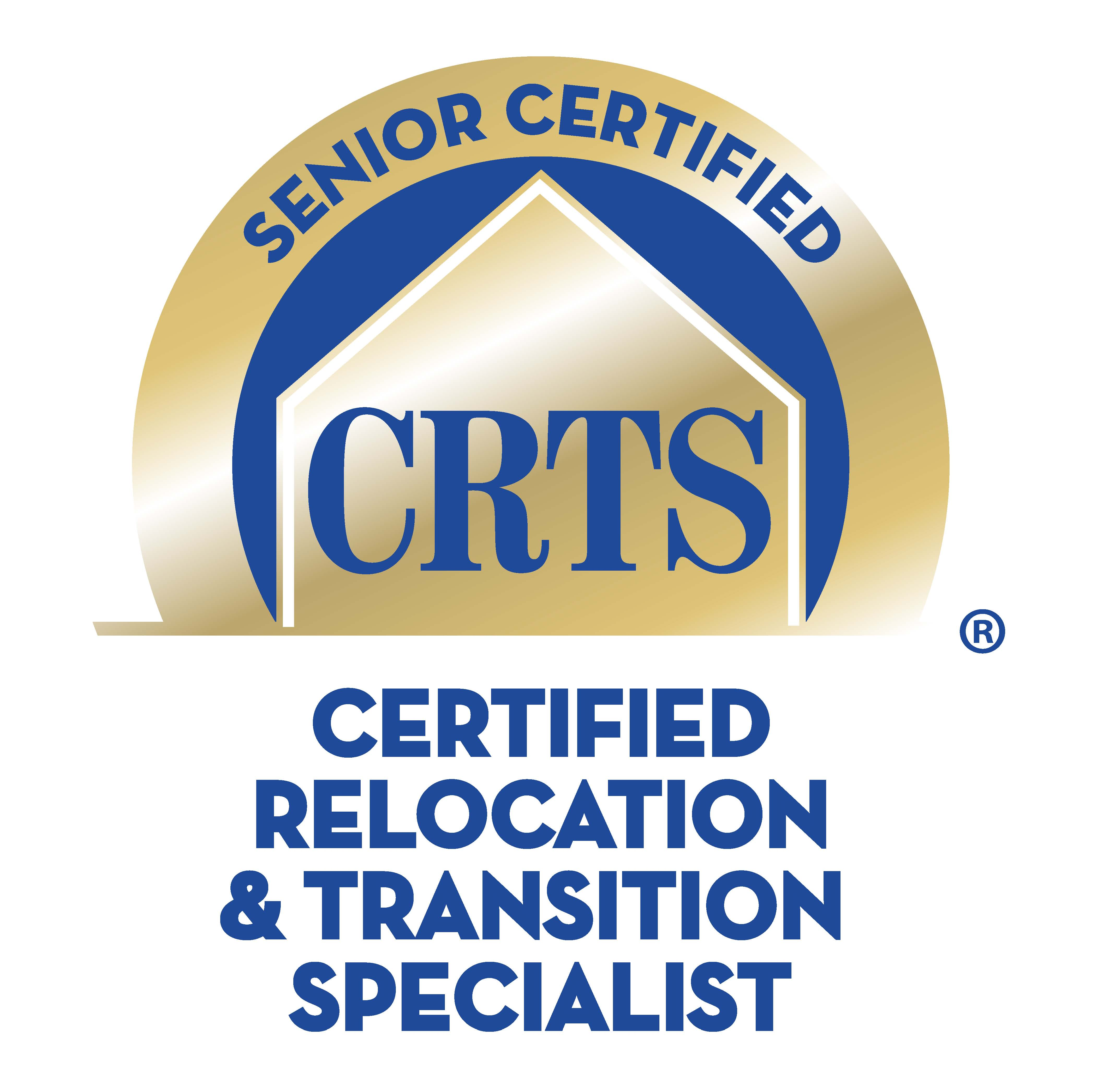 Certified Relocation Transition Specialist (CRTS)